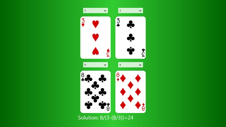 24 Poker Game screen shot 1