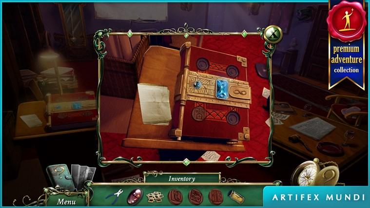 9 Clues: The Secret of Serpent Creek (Full) screen shot 7