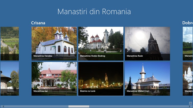 Manastiri din Romania screen shot 1