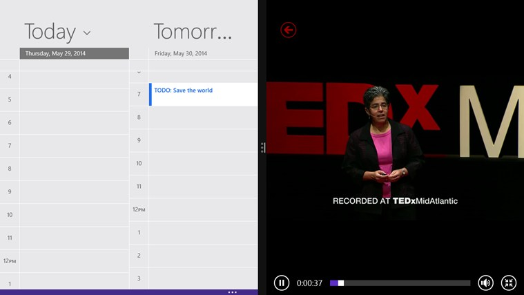 TED screen shot 3