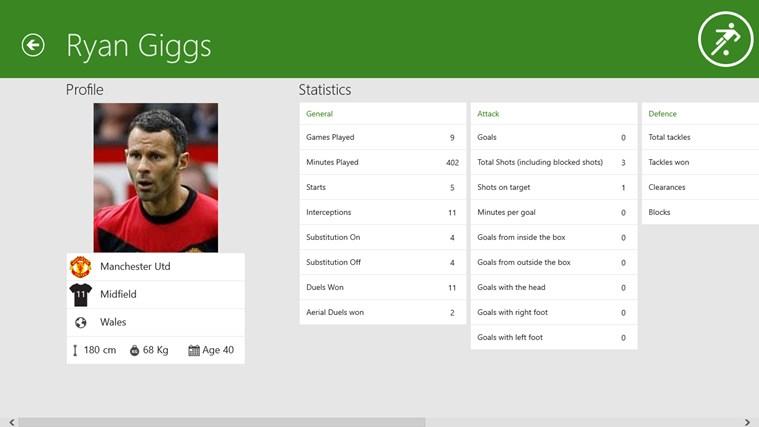 Onefootball screen shot 5