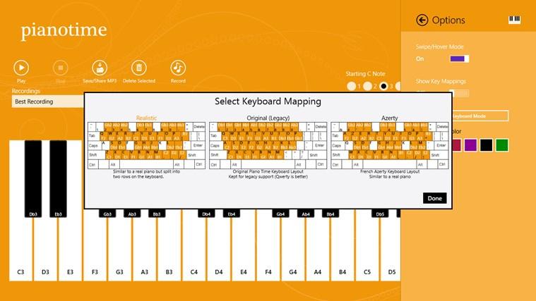 Piano Time Pro screenshot 3