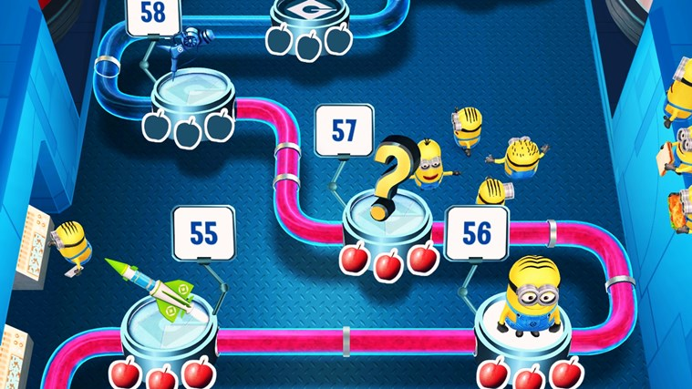 Despicable Me: Minion Rush screen shot 1