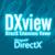 DirectX Extensions Viewer
