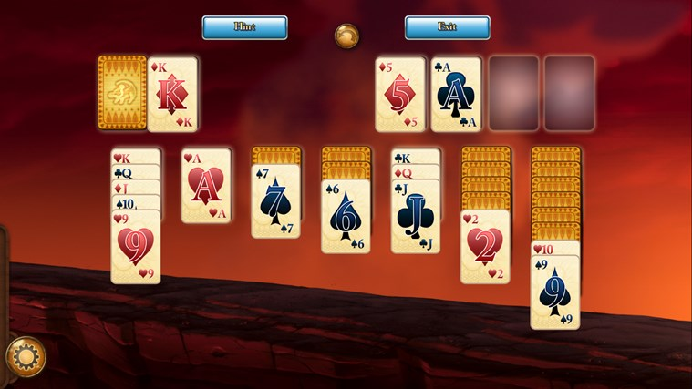 Disney Solitaire screen shot 5