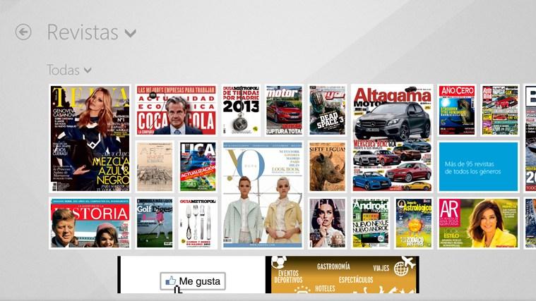 Orbyt captura de pantalla 1
