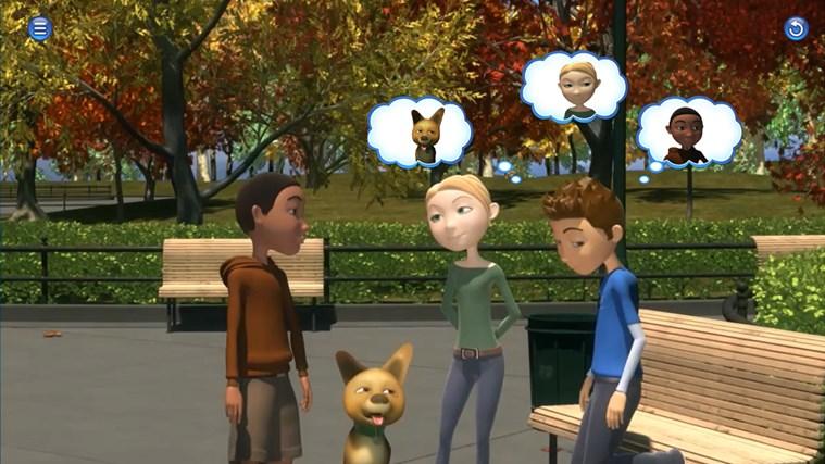 The Social Express screen shot 1