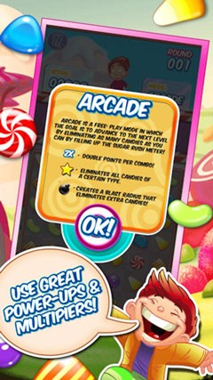 Candy Kingdom Blitz screen shot 1