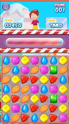 Candy Kingdom Blitz screen shot 5