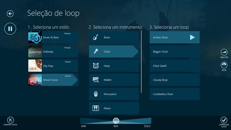 Music Maker Jam captura de tela 5