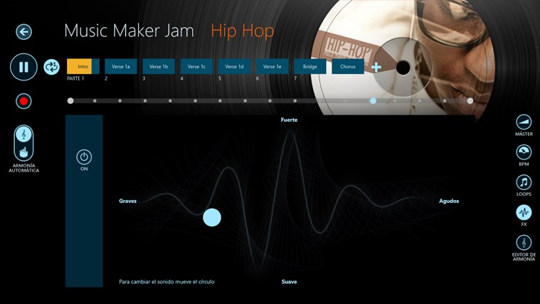 Music Maker Jam captura de pantalla 7