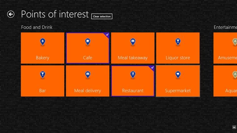 Maps Pro screen shot 3