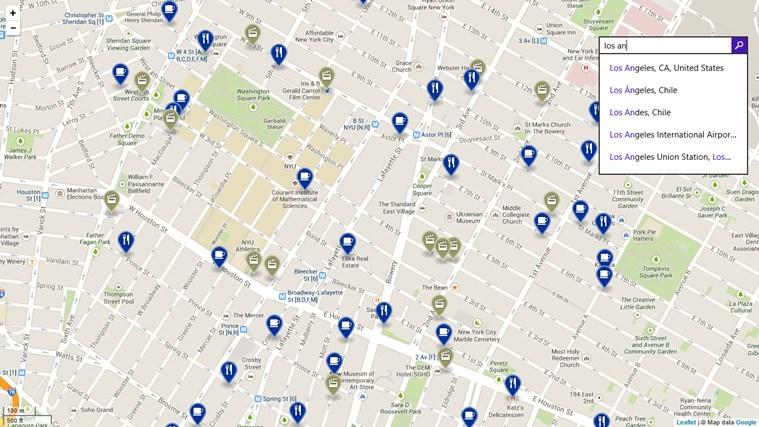 Maps Pro screen shot 5
