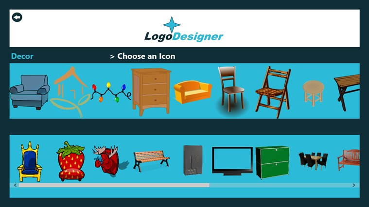 Logo Designer screen shot 5