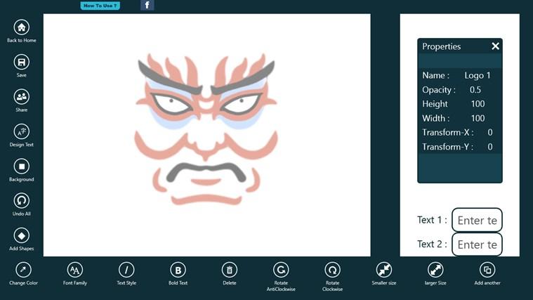 Logo Designer screen shot 7