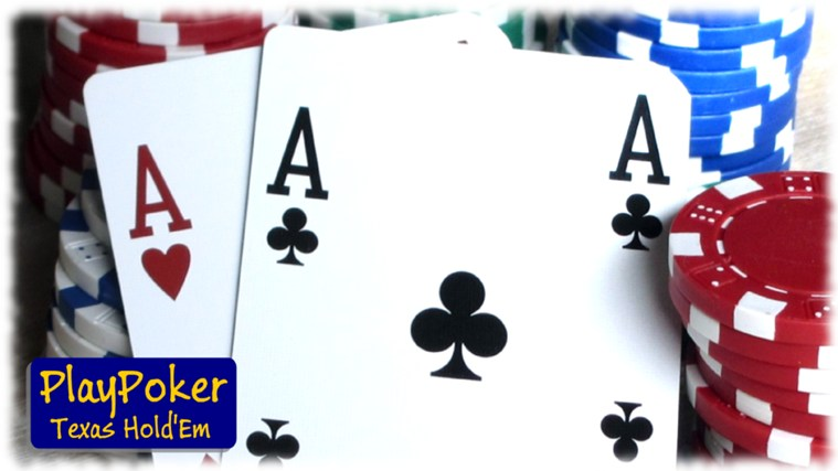 PlayPoker - Texas Hold'em screen shot 3