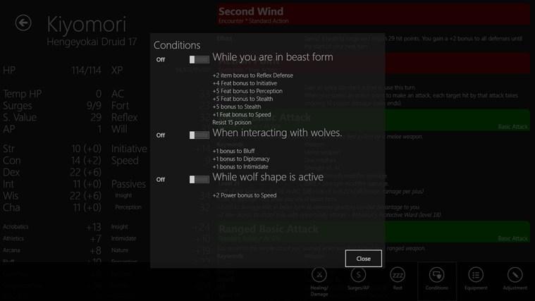 4eMetro screen shot 3