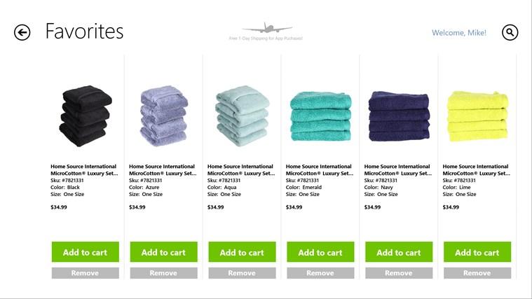 Zappos.com screen shot 3