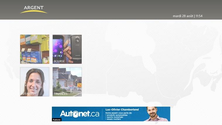 TVA Argent capture d'écran 1