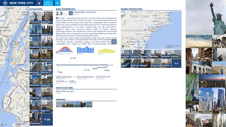 MyTrip screen shot 1