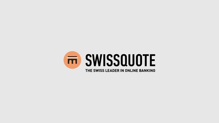 Swissquote screen shot 1