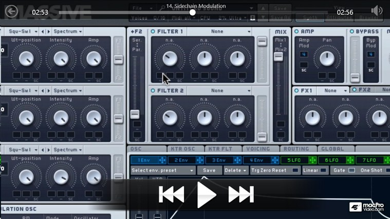 NI - Massive: Dubstep Sound Design screen shot 3