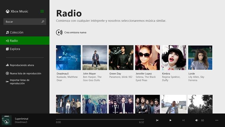Música captura de pantalla 1