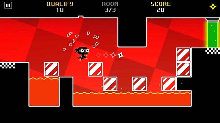 Monkey Ninja-skärmbild 1