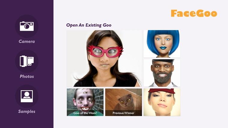 FaceGoo skjermbilde 1