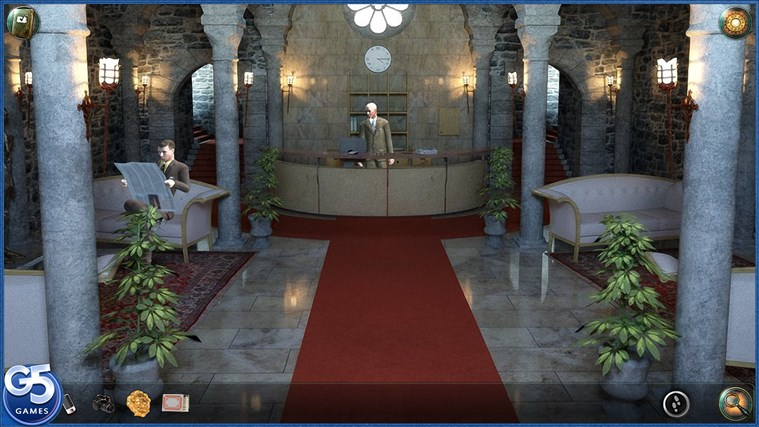 Brightstone Mysteries: Paranormal Hotel HD-skärmbild 1