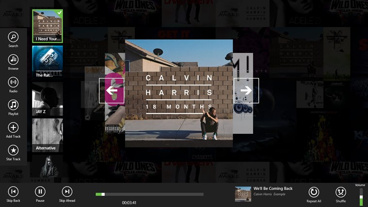 Spotlite - Listen to Spotify screen shot 1