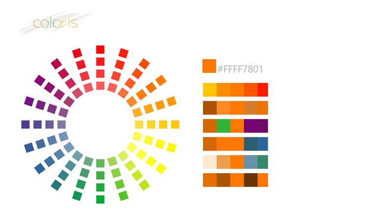 coloris スクリーン ショット 1