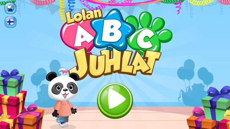 Lola's ABC Party näyttökuva 1