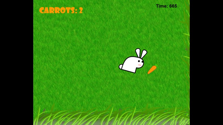 Feed The Bunny! screen shot 1