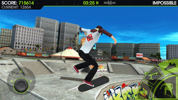 Skateboard Party 2 screen shot 5