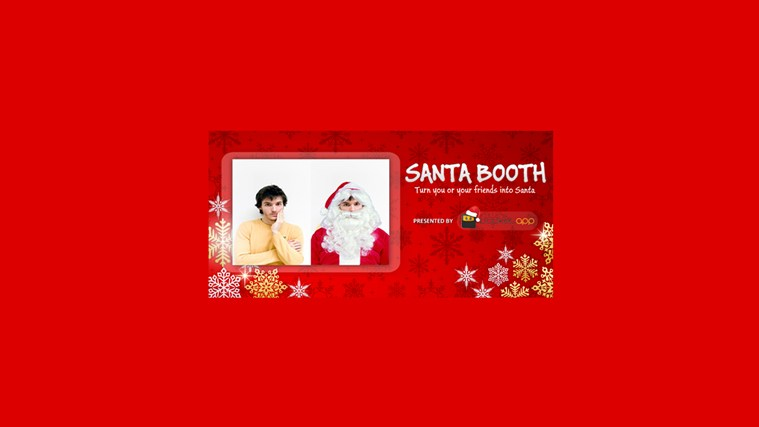 Santa Booth screen shot 5