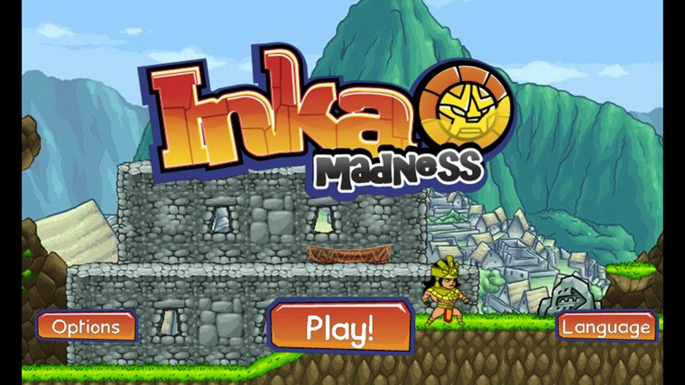 Inka Madness screen shot 1