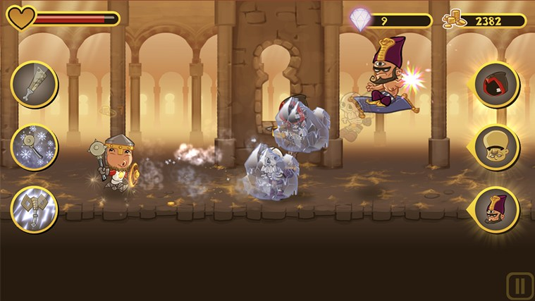 Epic Battle Dude Screenshot 3