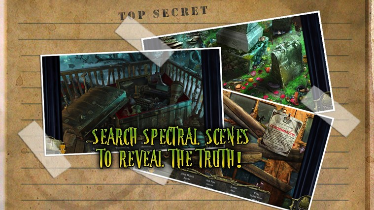 Mystery Case Files: Return to Ravenhearst (Full) screen shot 1