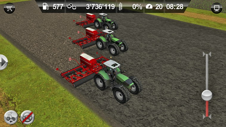 Farming Simulator screen shot 3