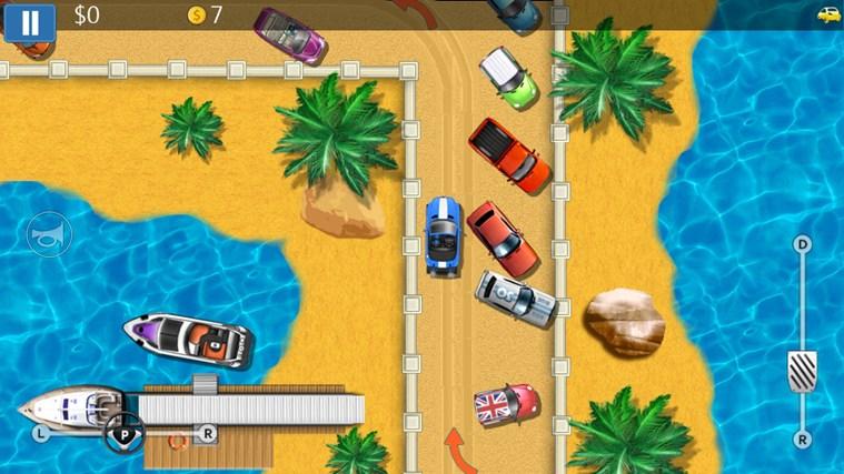 Parking Mania petikan skrin 1
