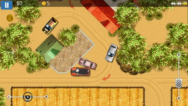 Parking Mania petikan skrin 3
