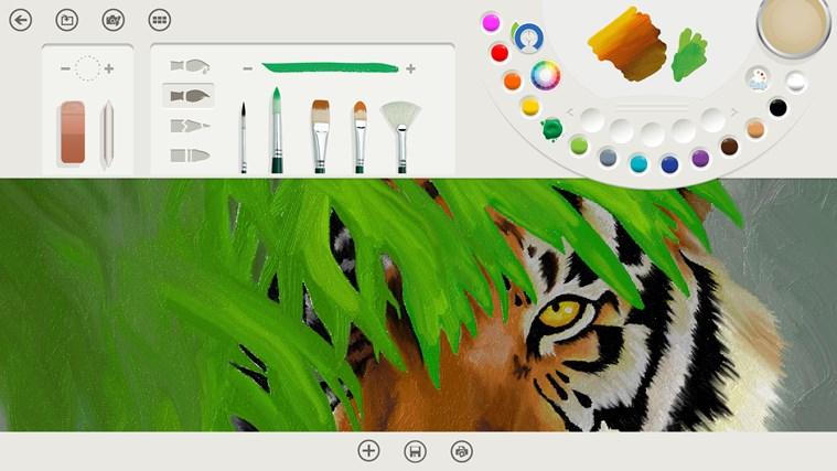 Fresh Paint captura de tela 1