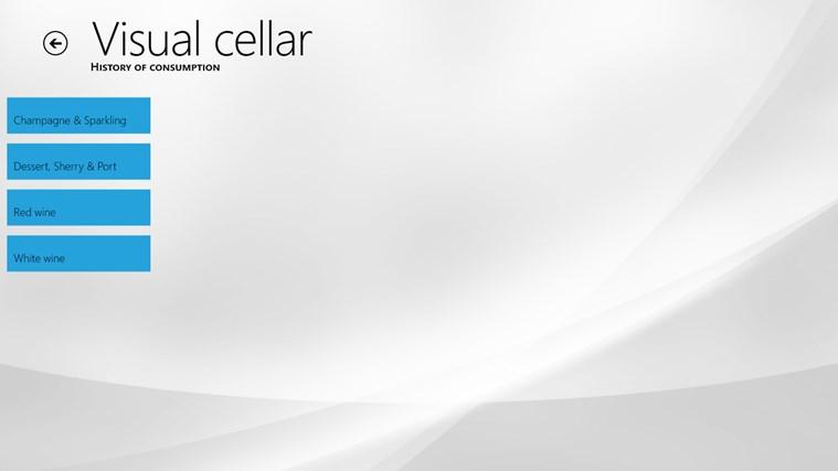 VisualCellar screen shot 7