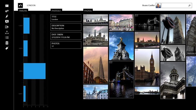 Flickrology screen shot 7