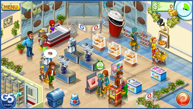 Supermarket Mania® 2 HD (Full) screen shot 1