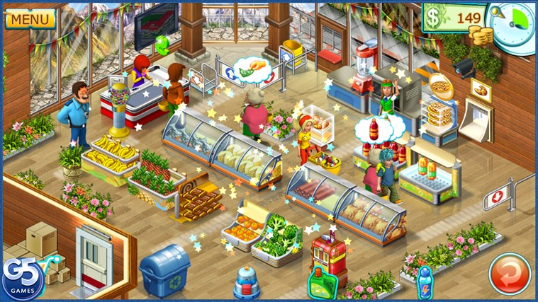 Supermarket Mania® 2 HD (Full) screen shot 3