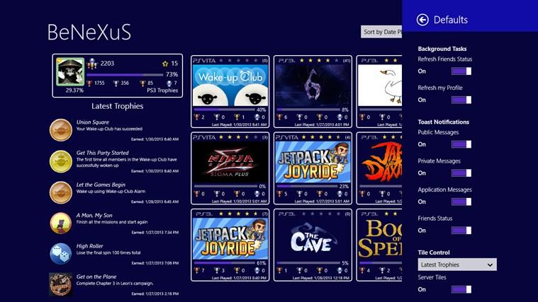 PS3 Trophies screenshot 7