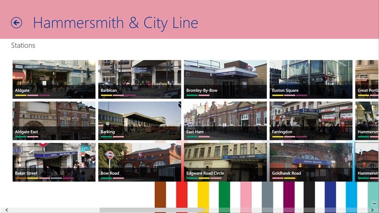 London Travel Live screen shot 5