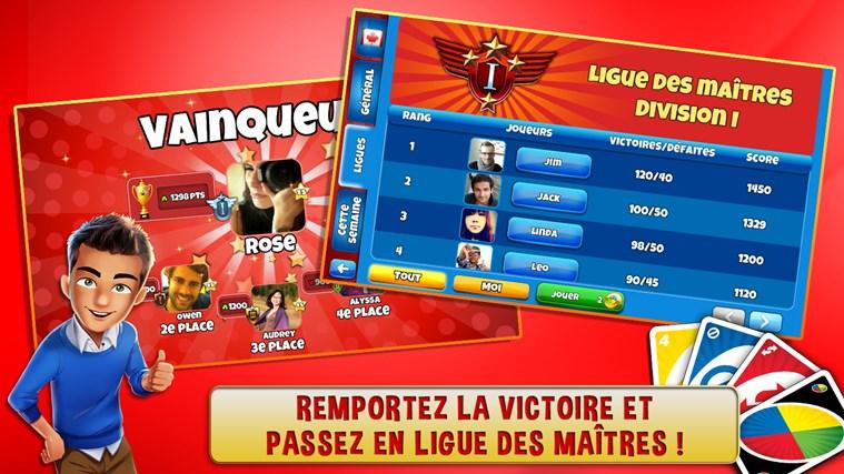 UNO ™ & Friends – Le populaire jeu de cartes devient social ! capture d'écran 3